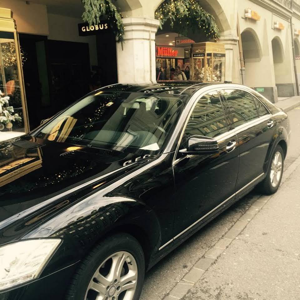 Brava Taxi Bern Limousine