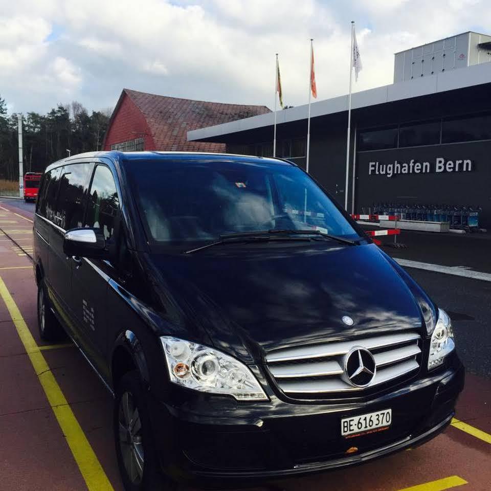 Brava Taxi Bern VAN