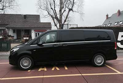 Brava Taxi Bern - VAN